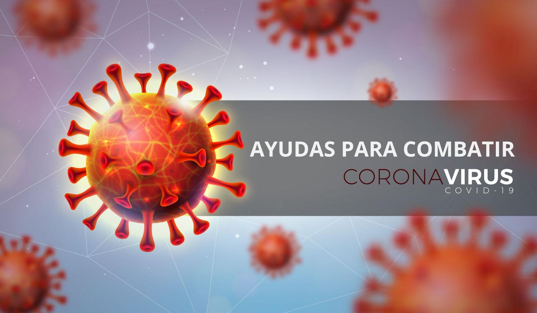 AYUDAS para combatir el impacto económico del COVID-19